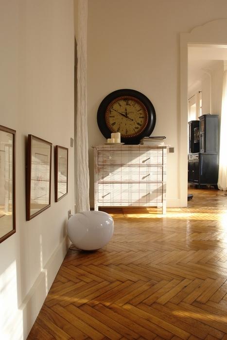 Квартира. спальня из проекта , фото №15588