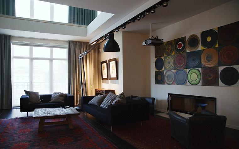 Квартира. гостиная из проекта , фото №15592