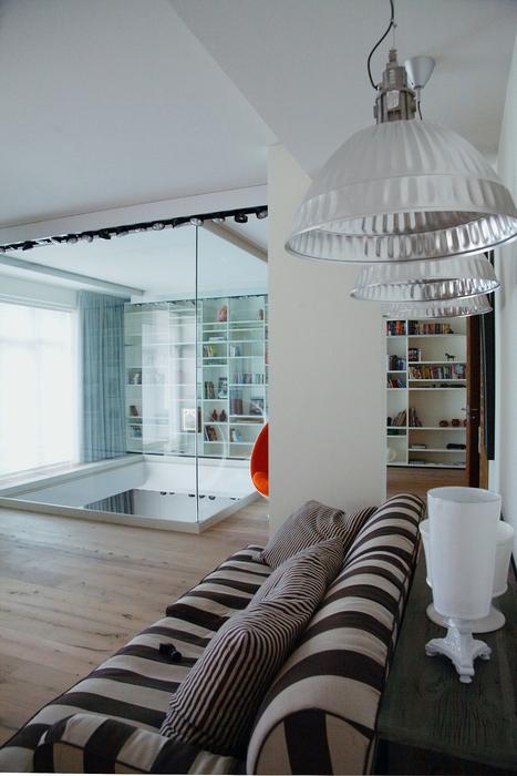 Квартира. кабинет из проекта , фото №15599