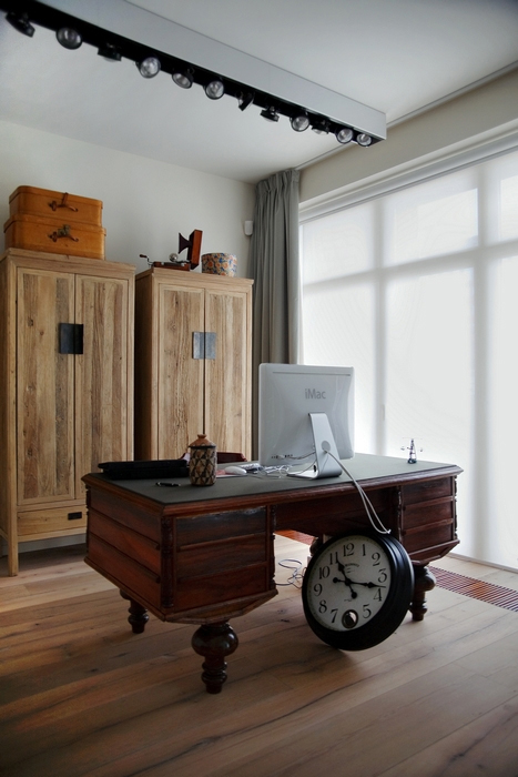 Квартира. кабинет из проекта , фото №15600