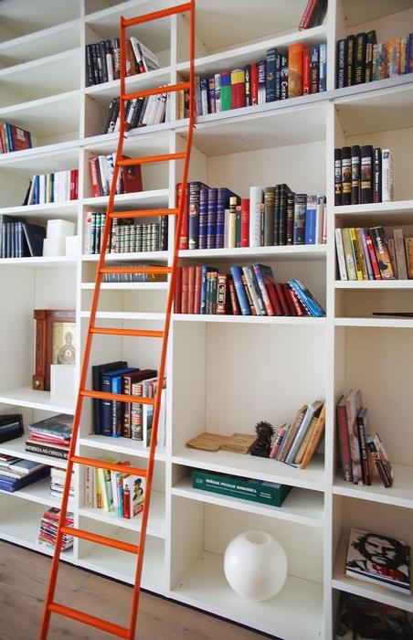 Фото № 15602 кабинет библиотека  Квартира