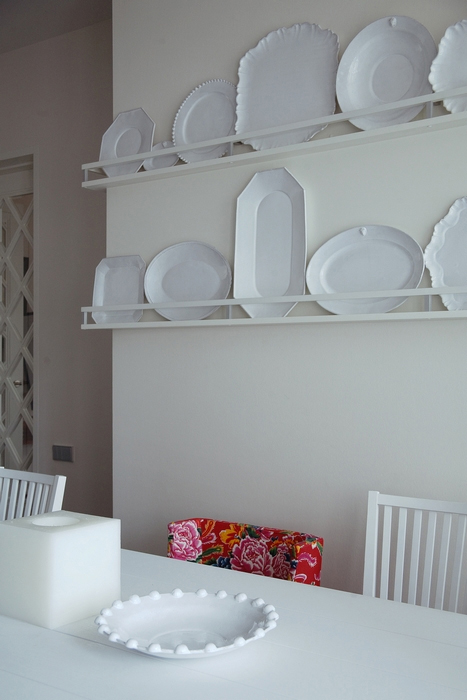 Квартира. столовая из проекта , фото №15607