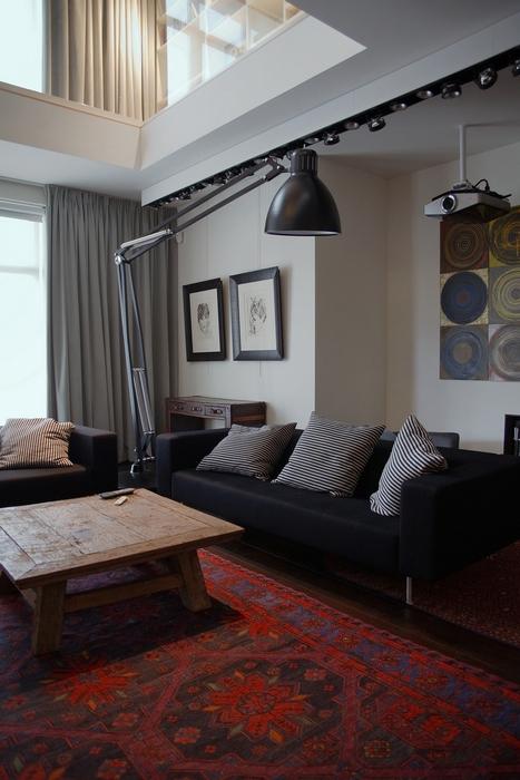 Квартира. гостиная из проекта , фото №15595