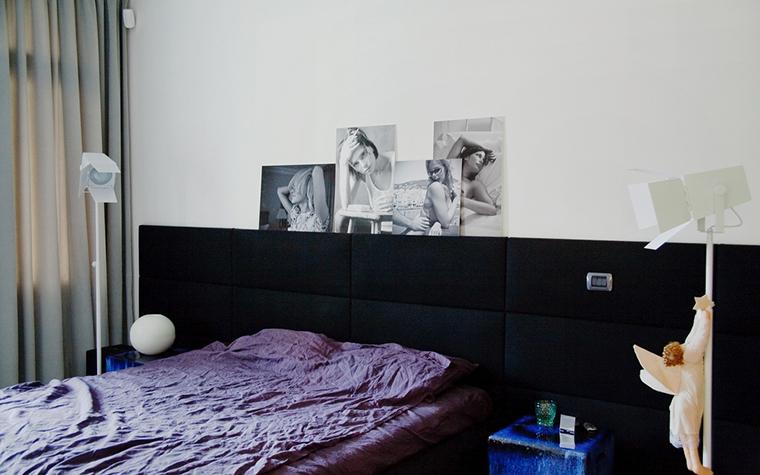 интерьер спальни - фото № 15597
