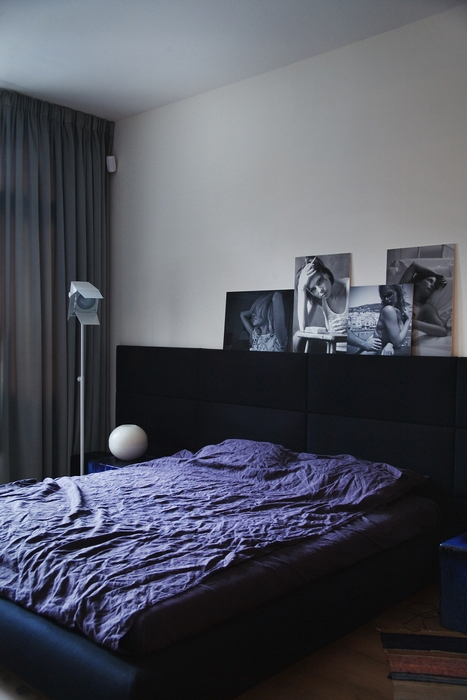 интерьер спальни - фото № 15598