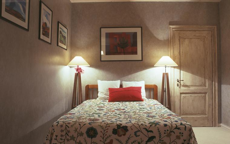 Квартира. спальня из проекта , фото №15792