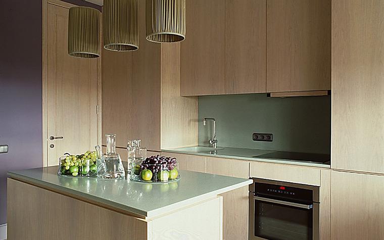 Фото № 10805 кухня  Квартира