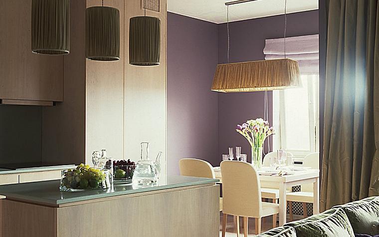 Квартира. кухня из проекта , фото №10806