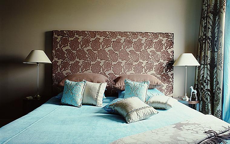 Фото № 10807 спальня  Квартира