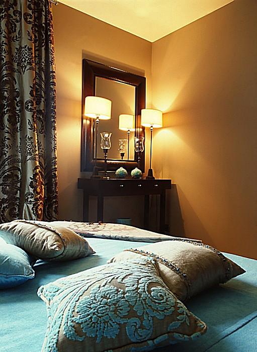 Квартира. спальня из проекта , фото №10808