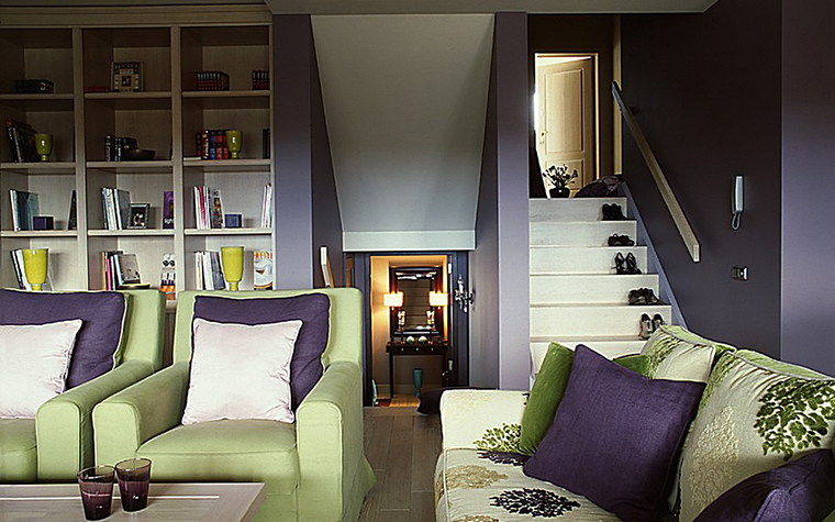 Фото № 10802 гостиная  Квартира