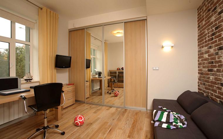 Квартира. детская из проекта , фото №15751