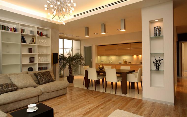 Фото № 15744 гостиная  Квартира