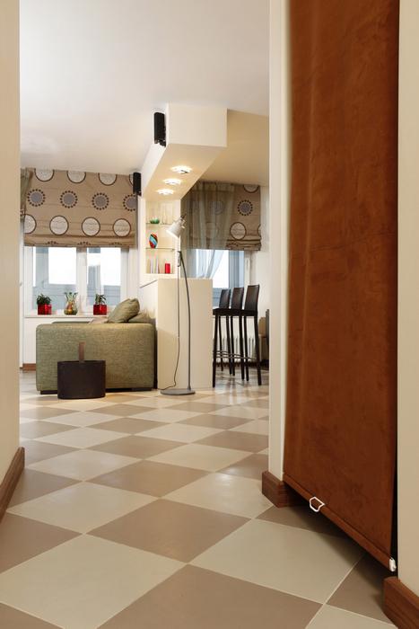 Квартира. холл из проекта , фото №15811