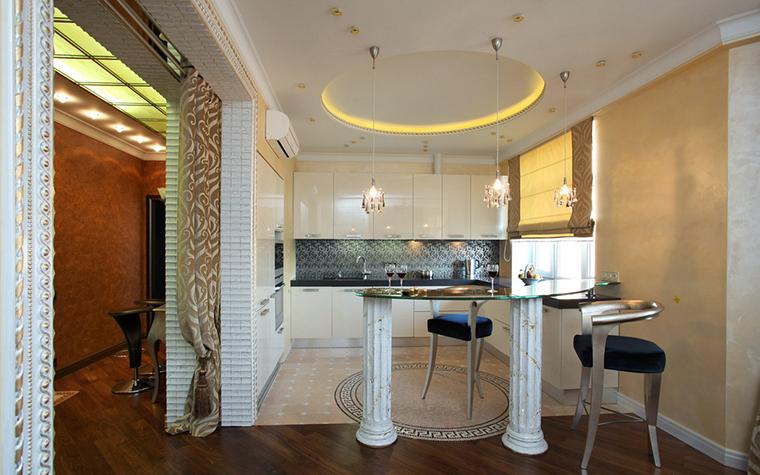 Фото № 15842 кухня  Квартира