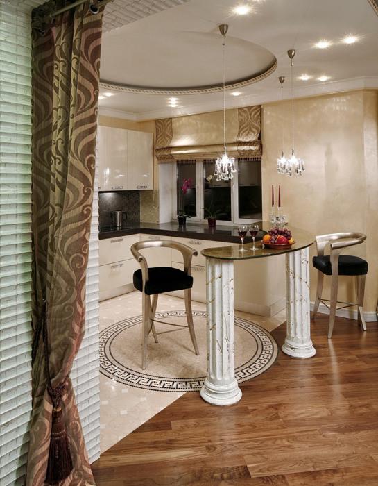 Фото № 15839 кухня  Квартира