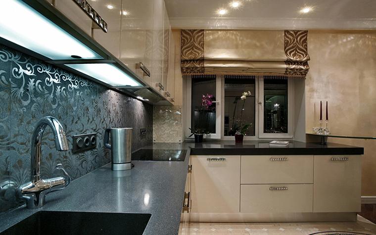 Фото № 15840 кухня  Квартира
