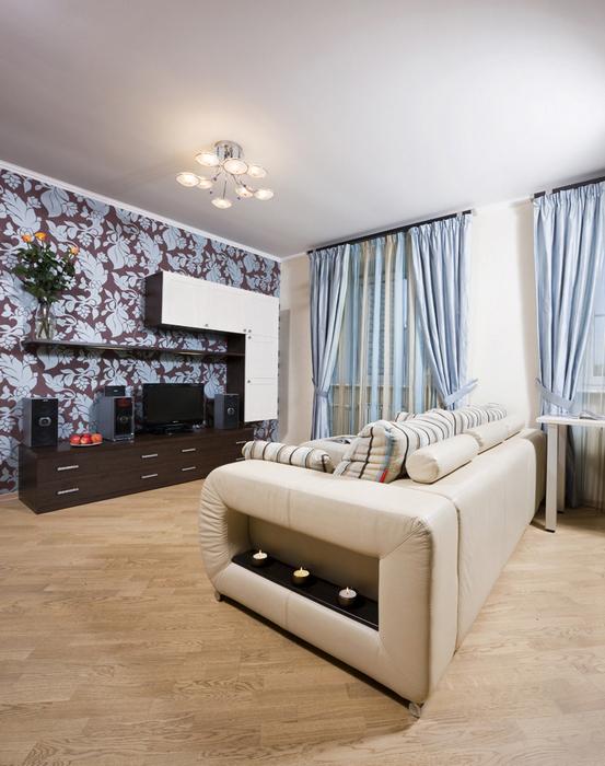 Фото № 15891 гостиная  Квартира