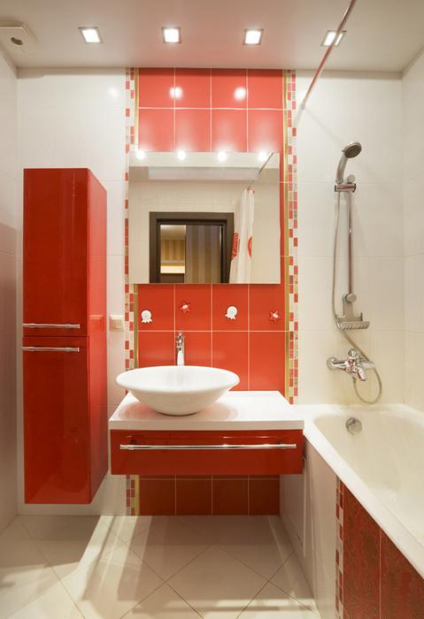 Фото № 15892 ванная  Квартира