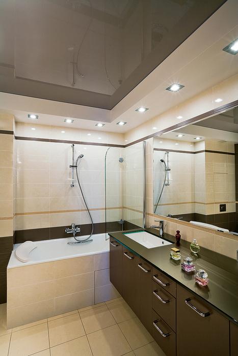 интерьер ванной - фото № 15899