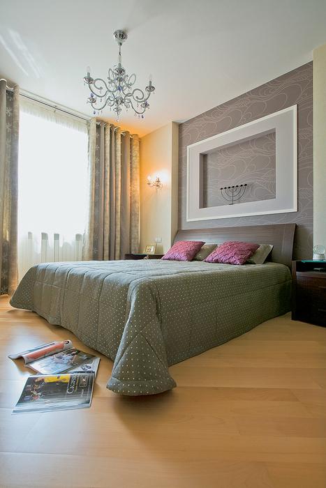 Фото № 15900 спальня  Квартира