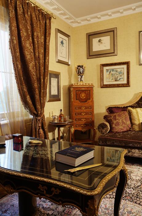 Квартира. кабинет из проекта , фото №15998