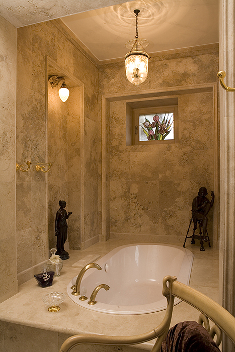 интерьер ванной - фото № 16009