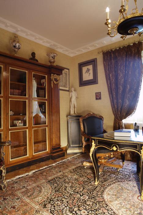 Квартира. кабинет из проекта , фото №15999