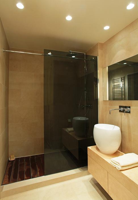 Квартира. ванная из проекта , фото №15965