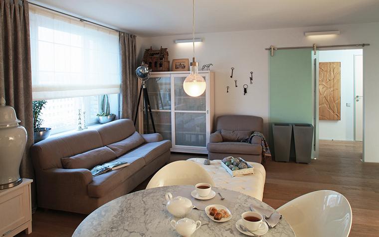 Квартира. гостиная из проекта , фото №15960