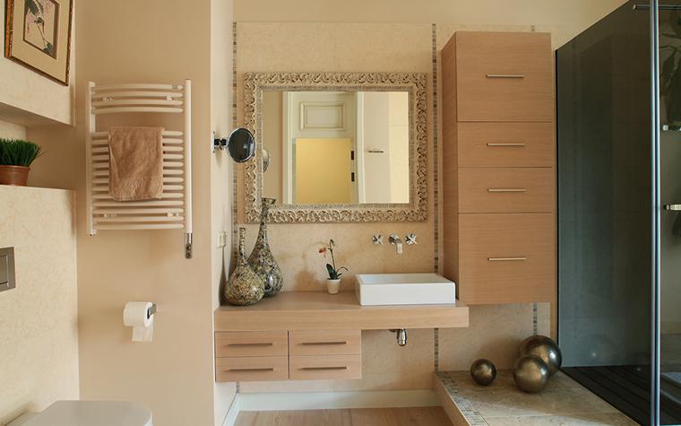 интерьер ванной - фото № 15972