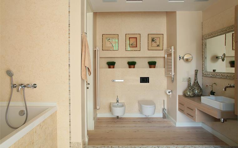 интерьер ванной - фото № 15973