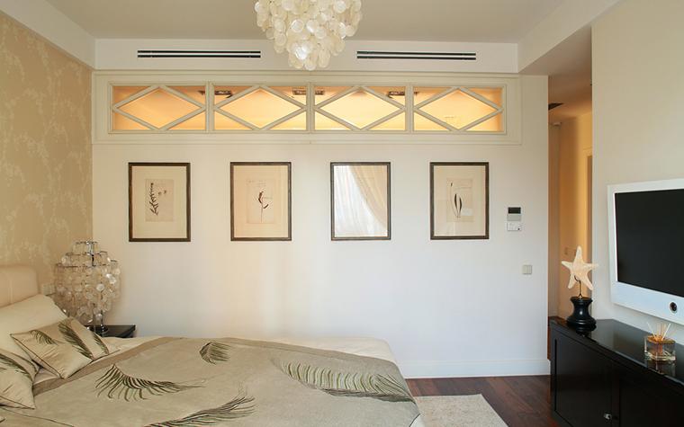 интерьер спальни - фото № 15977