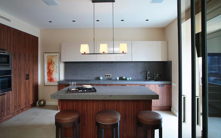 интерьер кухни - фото № 15974