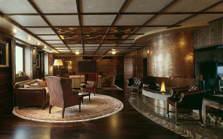 Фото № 16064 гостиная  Квартира
