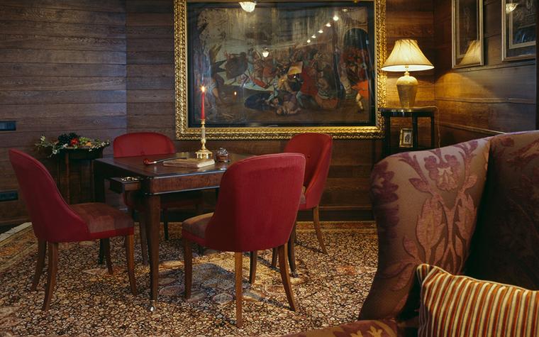 Фото № 16067 гостиная  Квартира
