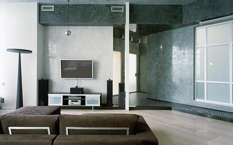 интерьер гостиной - фото № 16074