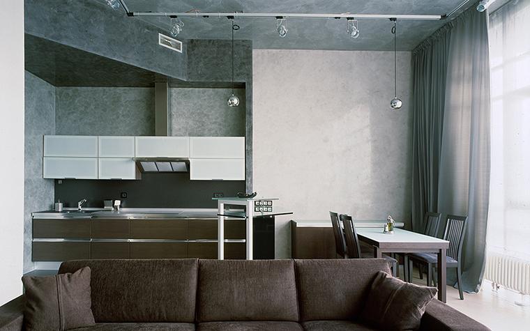 интерьер гостиной - фото № 16077