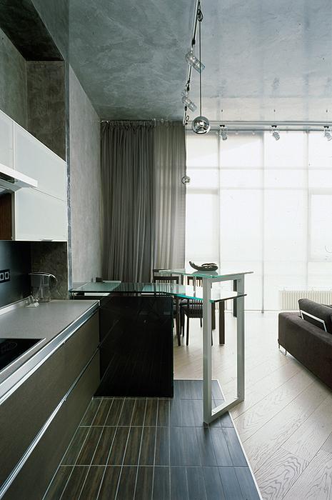 Фото № 16079 кухня  Квартира