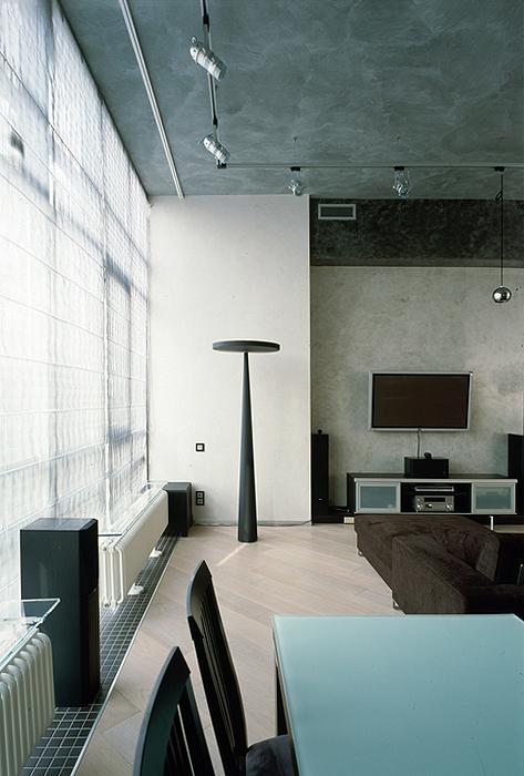 интерьер гостиной - фото № 16080