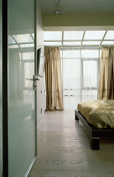 Фото № 16083 спальня  Квартира