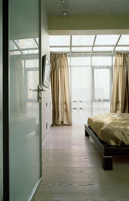 интерьер спальни - фото № 16083