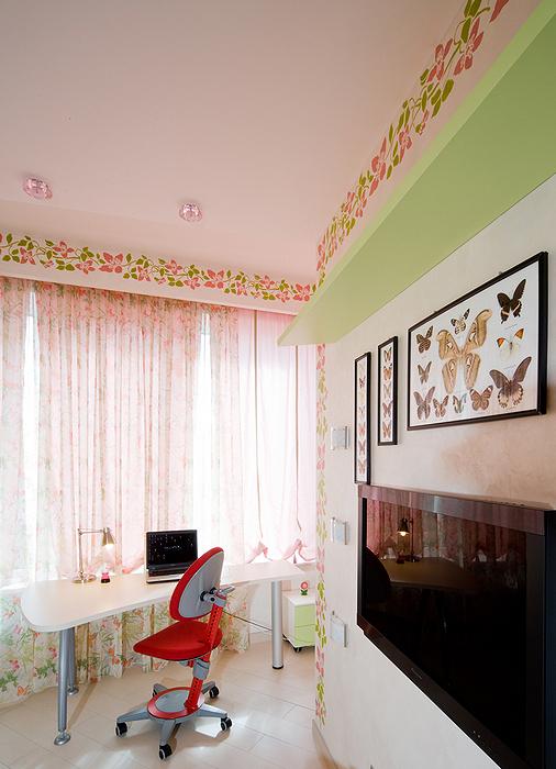 Фото № 16157 детская  Квартира
