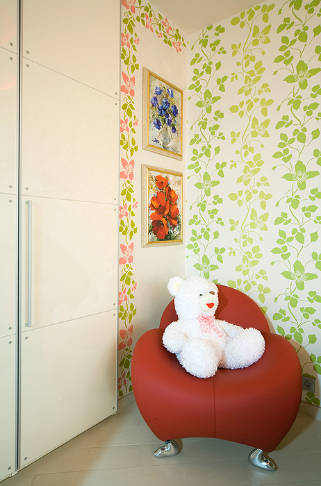 Фото № 16159 детская  Квартира