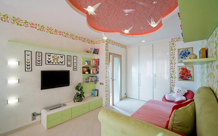 Фото № 16161 детская  Квартира