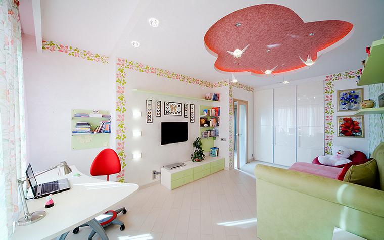 Фото № 16162 детская  Квартира
