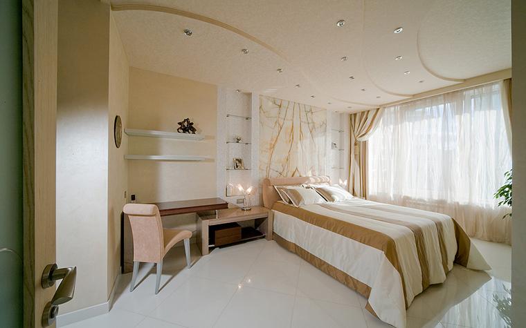 интерьер спальни - фото № 16163