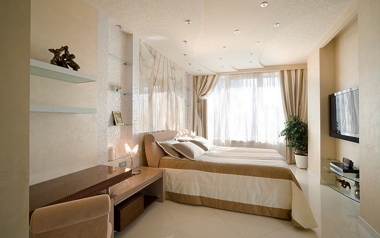 Фото № 16164 спальня  Квартира
