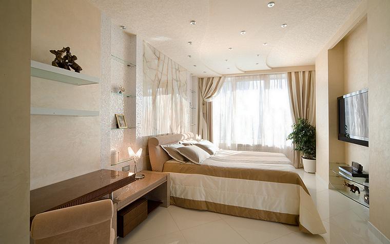 интерьер спальни - фото № 16164