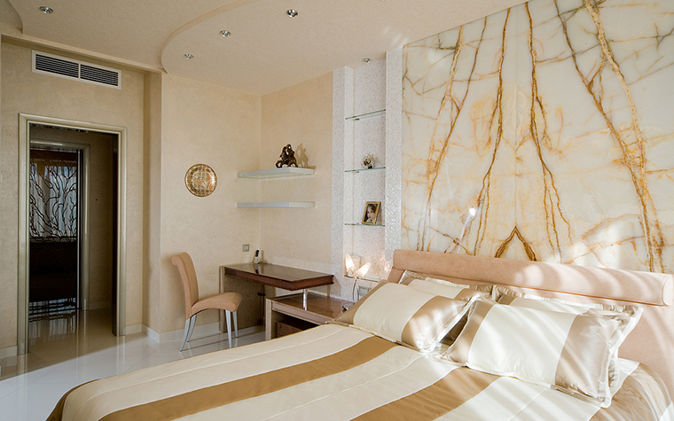 интерьер спальни - фото № 16165
